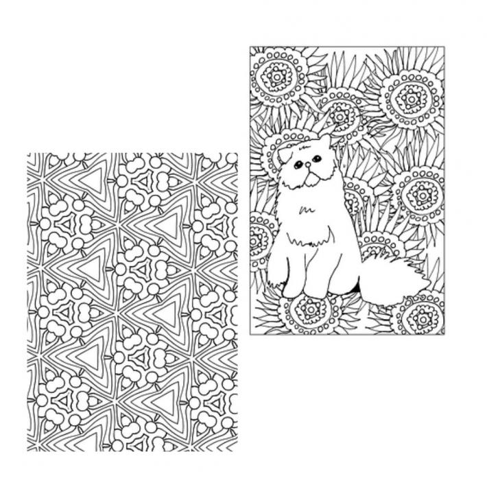 Adult Coloring Pages Set 15