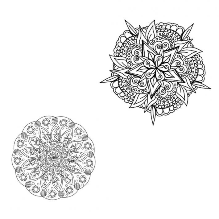 Adult Coloring Pages Set 16
