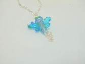 Dragonfly Pendant Necklace for Girls
