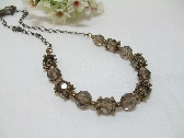 Smokey Room Vintage Style Necklace