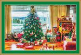 Christmas Time Cross Stitch Pattern