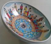 Thailand loy krathong festival culture festival porcelain wash basin POST FREE