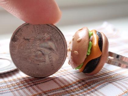 Cheeseburger Ring