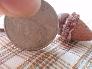 Chocolate Swirl Ice Cream Pendant