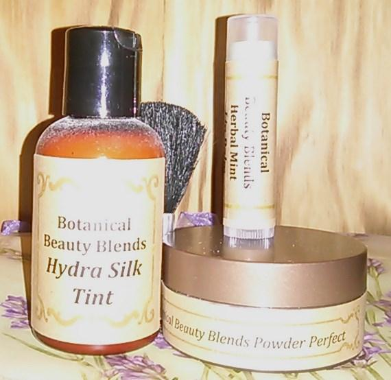 Protect and Perfect Hydra Silk Tint and Mineral Tint