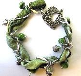 Fatigue Green Bracelet