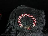 Crocheted Tube Bracelet