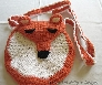 Catie Cole Original Fox Purse