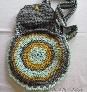 Catie Cole Designs Owl Purse