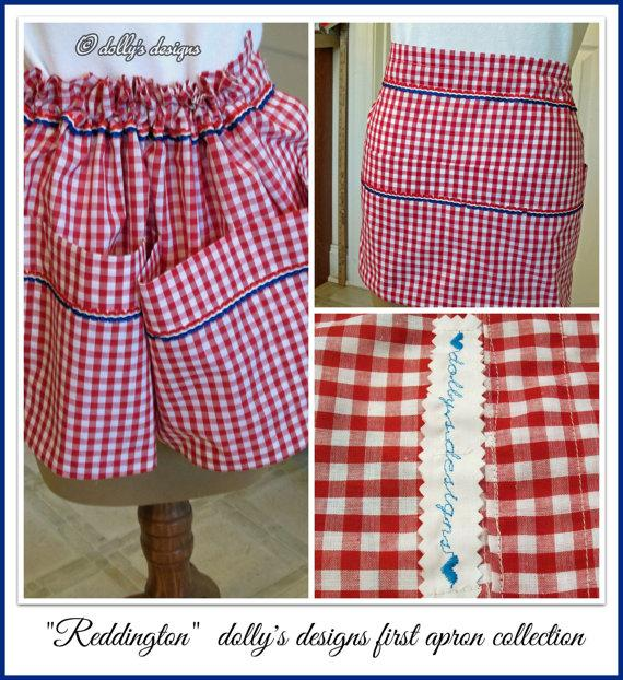 Reddington Red From The First Apron Collection