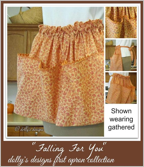 Falling For You From The First Apron Collection