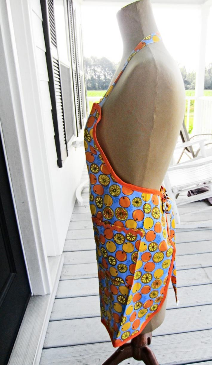 Citrus  Anyone Cora 2 Apron