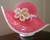 Handmade Sun Hat Multiple Sizes