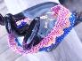Spectrometer Bead Weave Bracelet