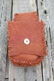 Buckskin belt bag Smartphone hip bag