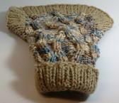 Aspen print petite Aaron dog sweater