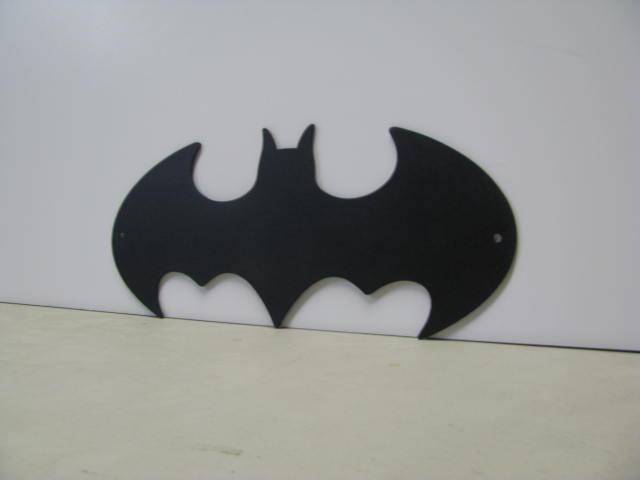 Batman Symbol 003 ST 2012 Metal Art Silhouette