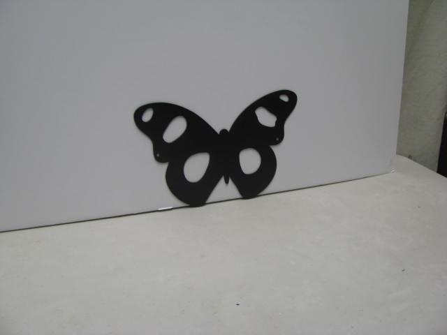Butterfly 064 Metal Wall Yard Art Silhouette