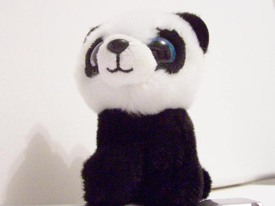 Childrens Panda Bear key chain