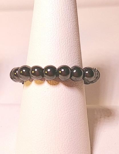 Ring semi precious