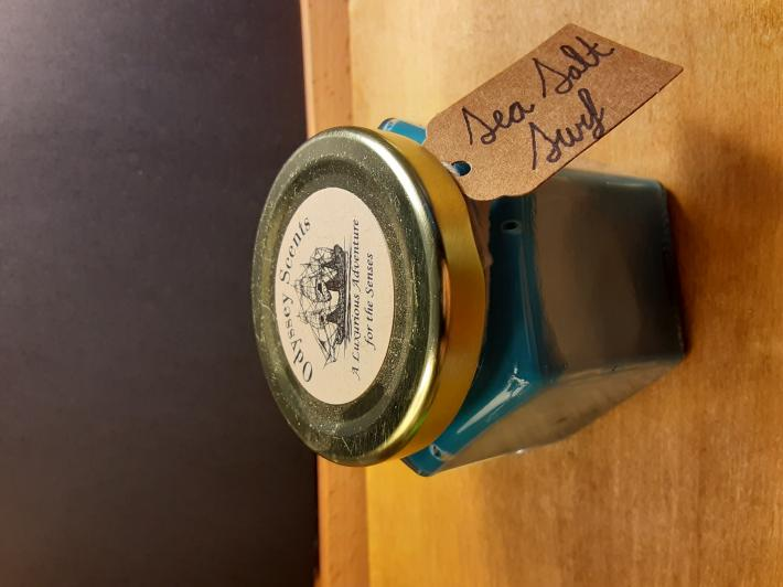 4oz Soy Container Candle Sea Salt Surf
