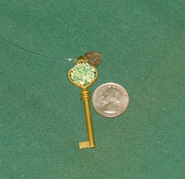 Floating Flower Key