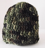 Camo Summer Hat