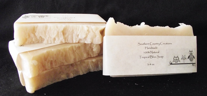 Tropical Bliss Soap