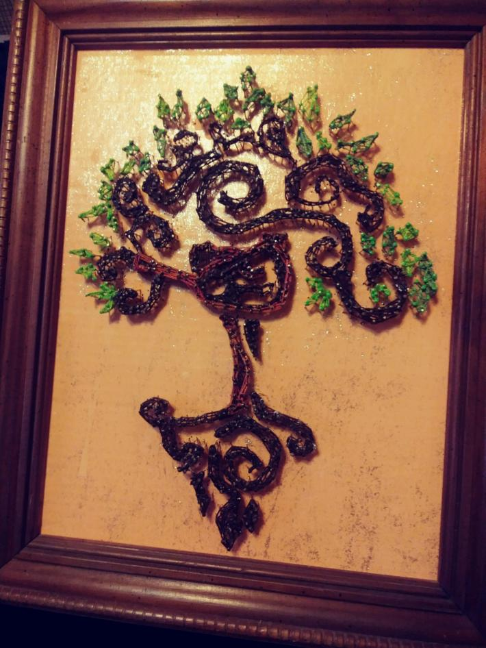 Tree of Life String Art  21