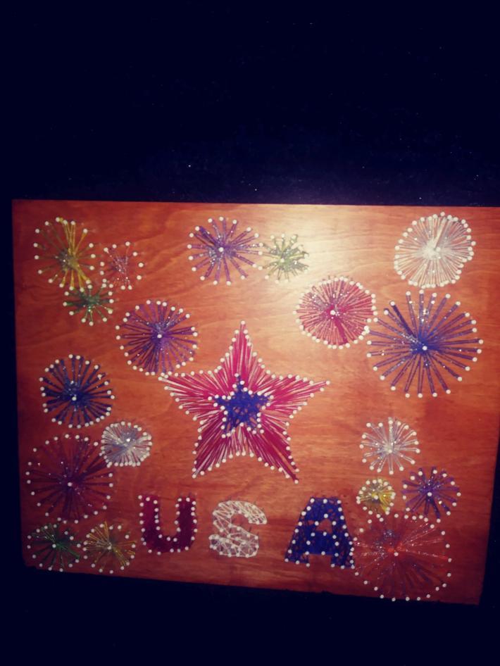 Fireworks Banner 79
