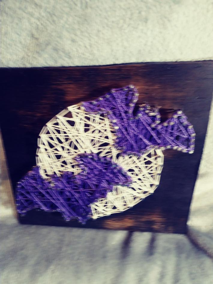 Purple Bats