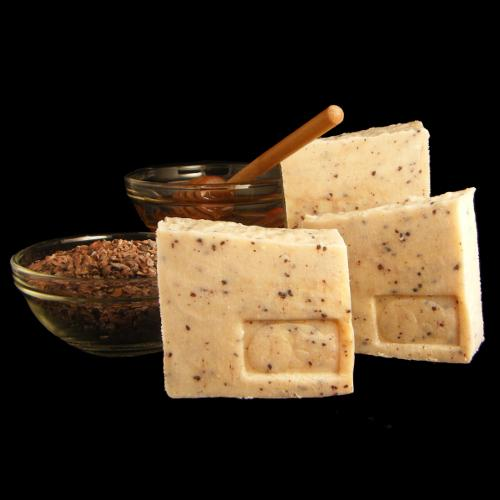Honey Chocolate Soap