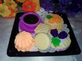 Soap Set Handmade Natural Cookies Coffee and Sugar