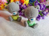 Soap Handmade Natural Little 2 Teddy Bears
