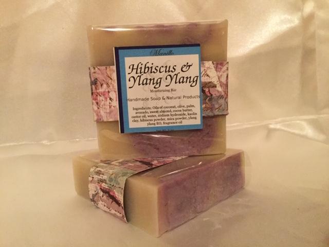 Hibiscus and Ylang Ylang