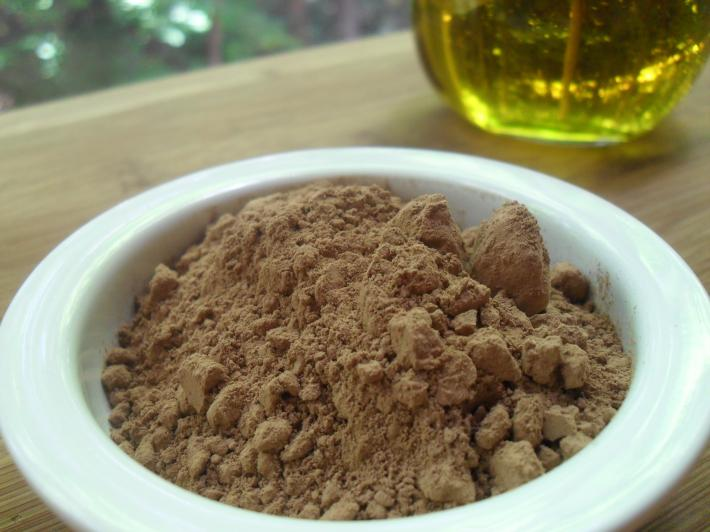 Chocolate Brown Sugar with Olive Oil Body Scrub