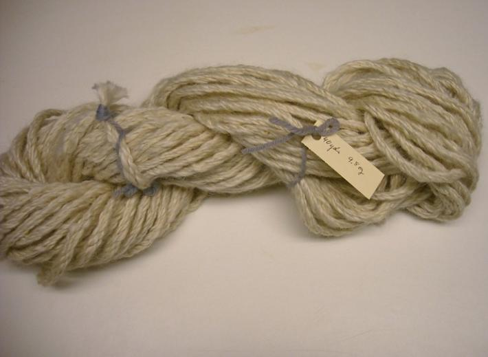 Custom order for Heather 8ply Mohair