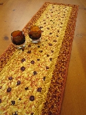 Black Eyed Susan Table Runner