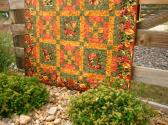 Golden Autumn Quilt