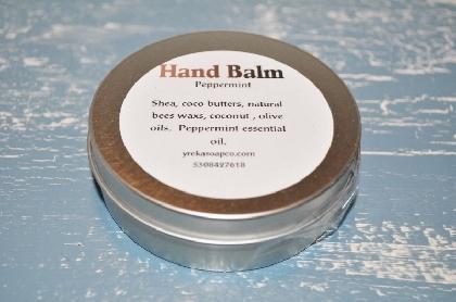 Peppermint Hand Balm