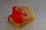 Peach Handmade Vegan Soap