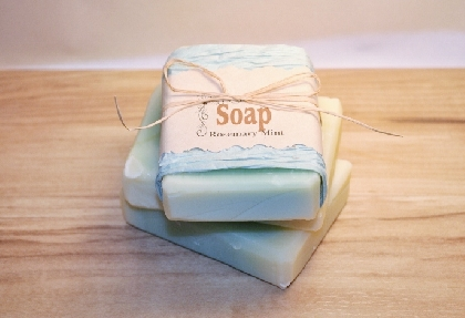 Rosemary Mint Handmade Soap