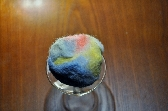 Bay Rum Felted Soap Ball