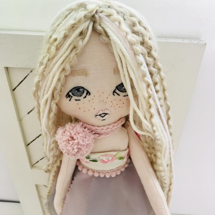 Aurora Cloth Doll