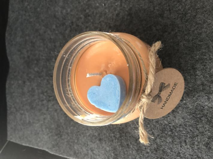 Pumpkin Pie Scented Soy Candle