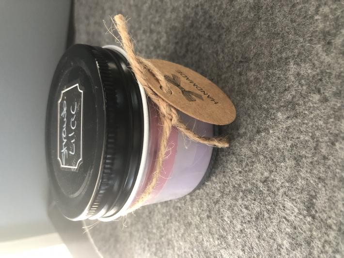 Strawberry Lilac Soy Candle