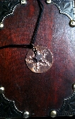 STAR LIGHT STAR BRIGHT First Star I see Tonight Hand Stamped Necklace