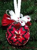 Sugar Cookie Valentine Ornament