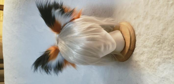 Handmade Fox Ear Headband
