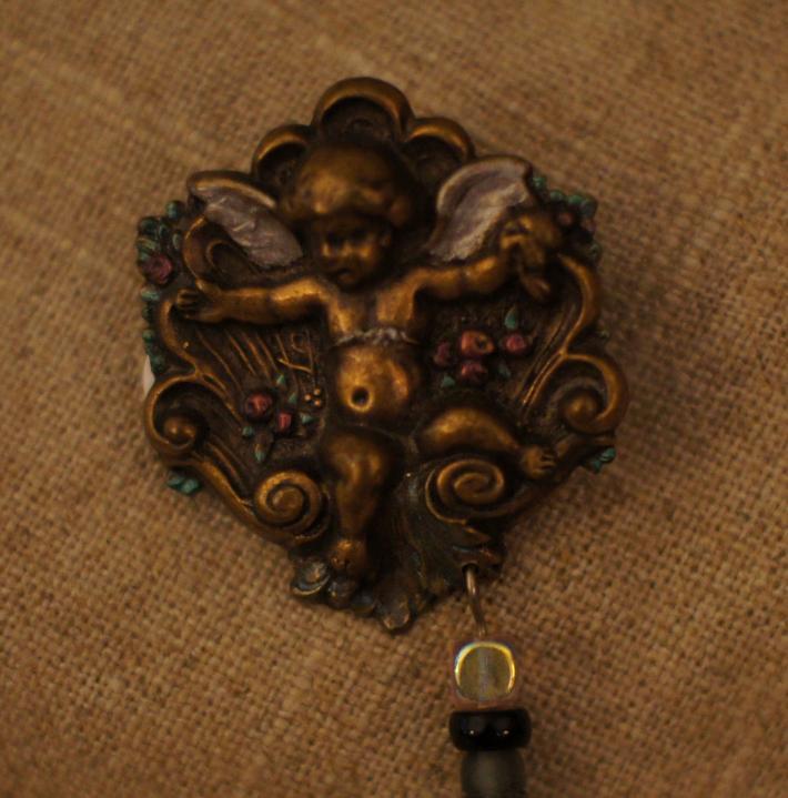 Pin Angel Cherub